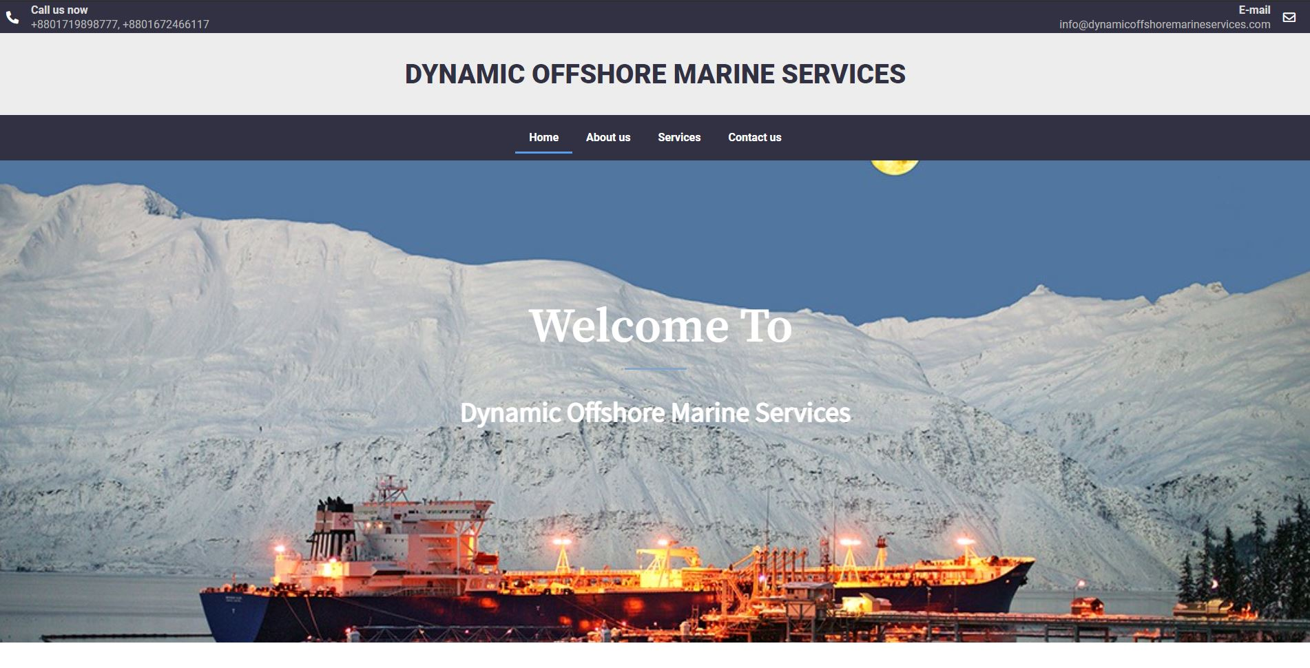 Dynamic Offshore Marine Services